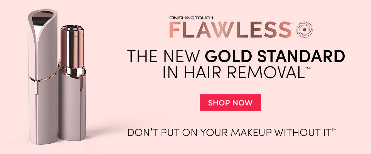 The new gold standard in hair removal