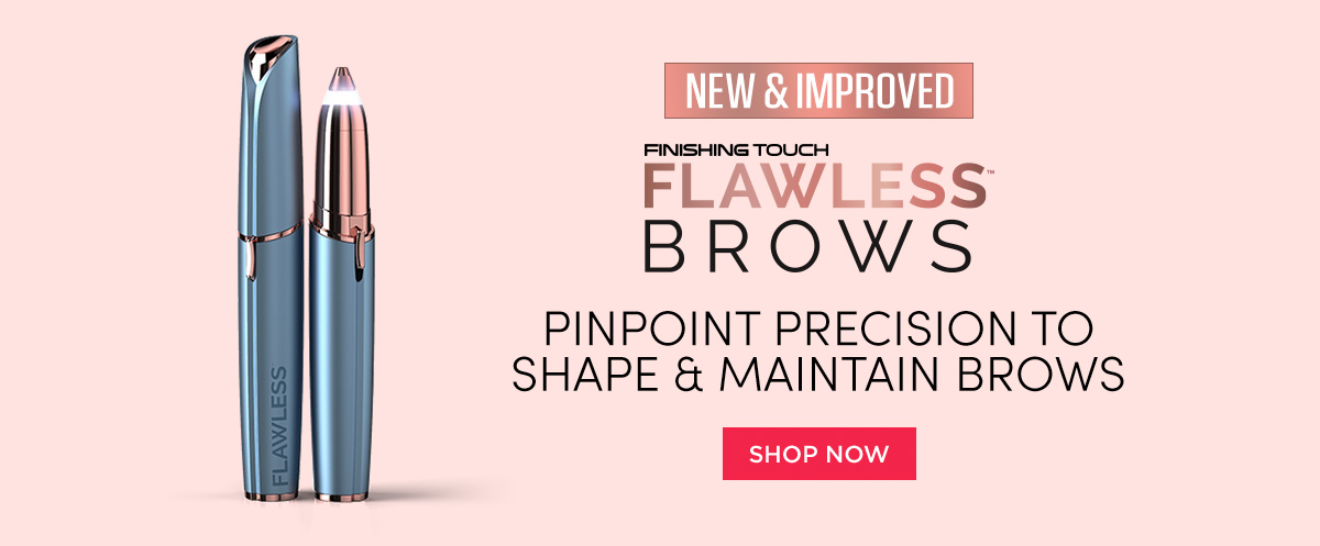 Pinpoint Precision to Shape and Maintain Brows