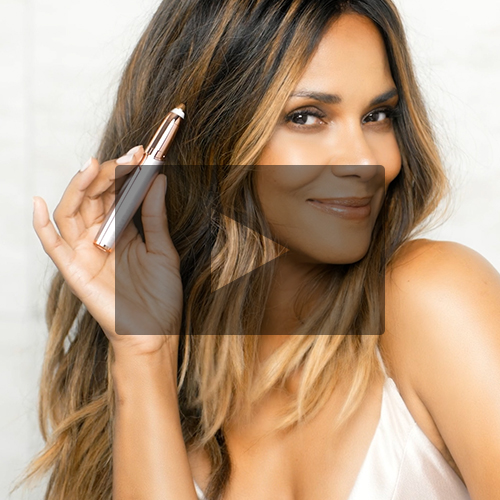 Flawless Brows Halle Berry Video