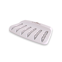 Set of 6 FLAWLESS Dermaplane GLO™ Replacement Heads