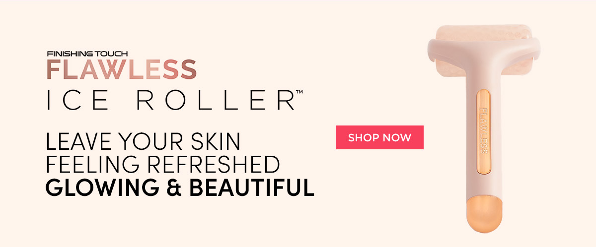 Flawless® Ice Roller